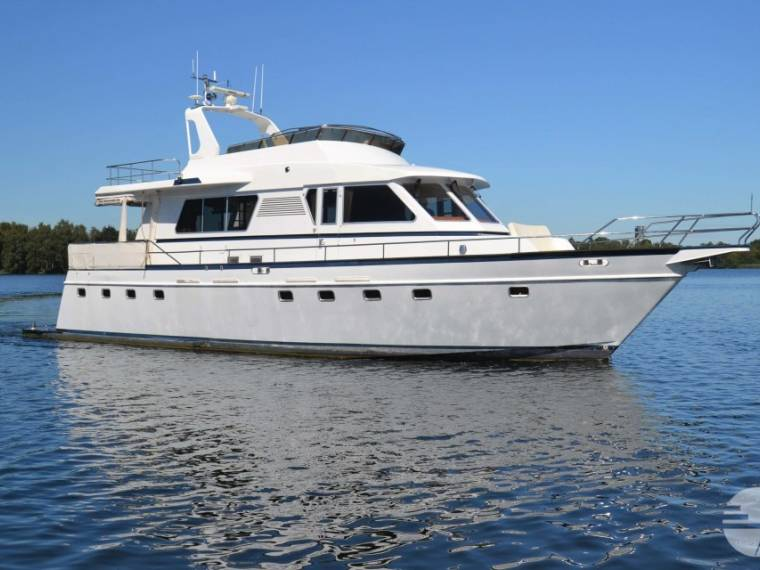 Custom Built Pennship 60