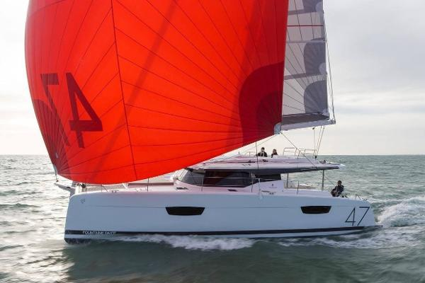 Fountaine Pajot NEW SAONA 47