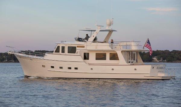 Fleming Pilothouse Motor Yacht - New Build F58-001