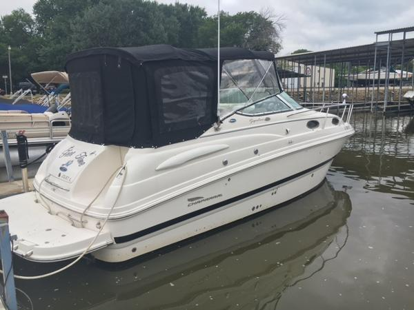 Chaparral Signature 260 2004 Chaparral Signature 260