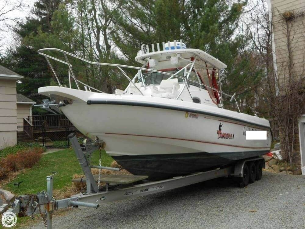Boston Whaler 290 Outrage 2003 Boston Whaler 290 Outrage for sale in Keyport, NJ