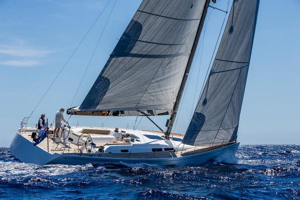 Nautor Swan 60 Performance Cruiser