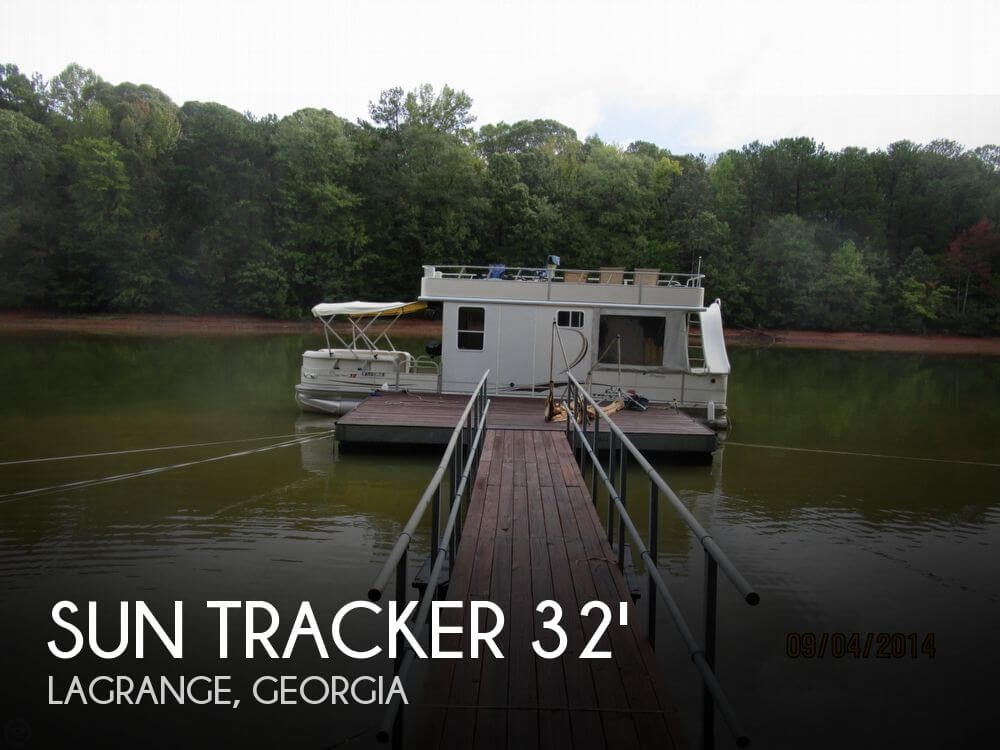 Sun Tracker 320 Party Cruiser 2007 Sun Tracker 320 Party Cruiser for sale in Lagrange, GA