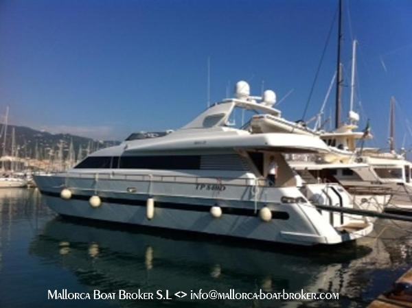 Custom Cantiere Diano 24 Flybridge Cantieri Diano 24 Flybridge (2006) in Spanien