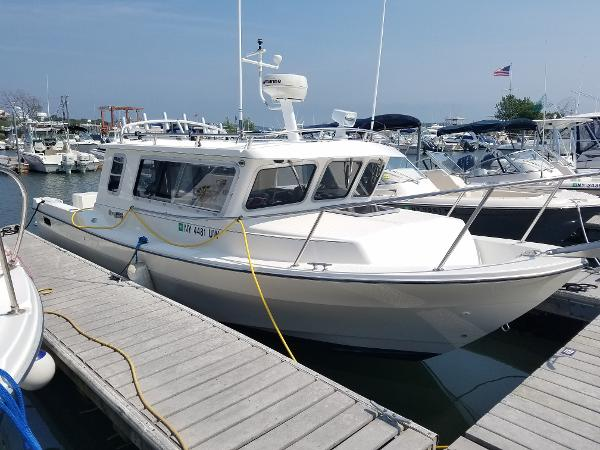 Sea Sport 24' Limited