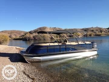 Bennington 2550 QCL 2016 Bennington 25 for sale in Lake Havasu City, AZ