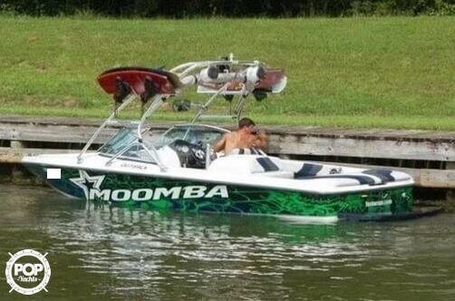 Moomba Outback 2006 Moomba 21 Outback for sale in Monticello, AR