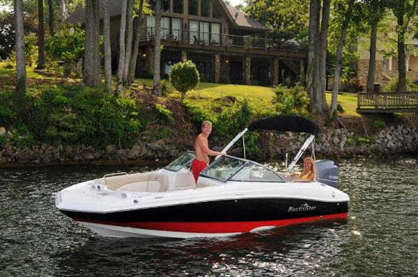 NauticStar 203DC Sport Deck Manufacturer Provided Image