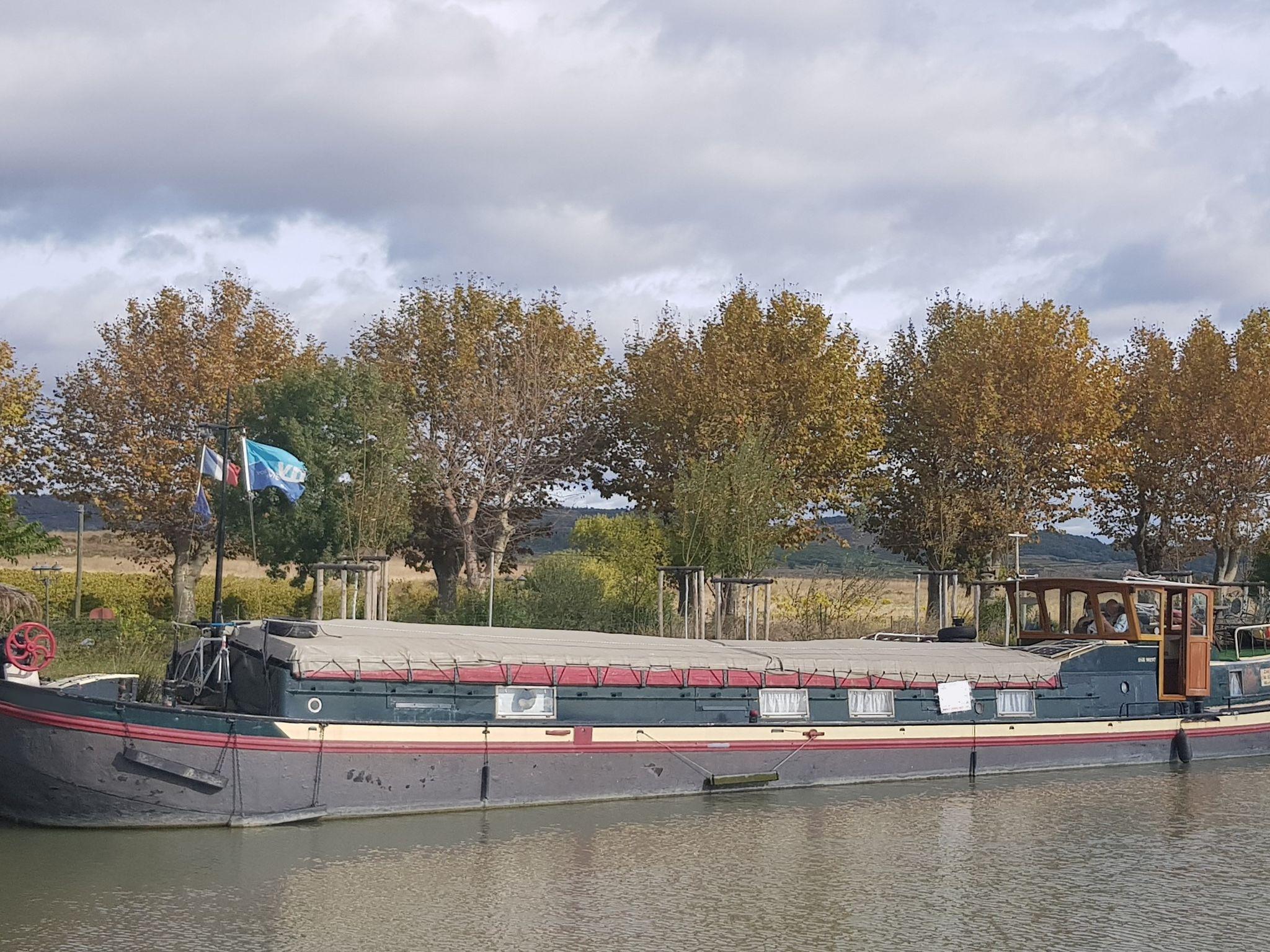 Aak Dutch Barge HAGENAAR