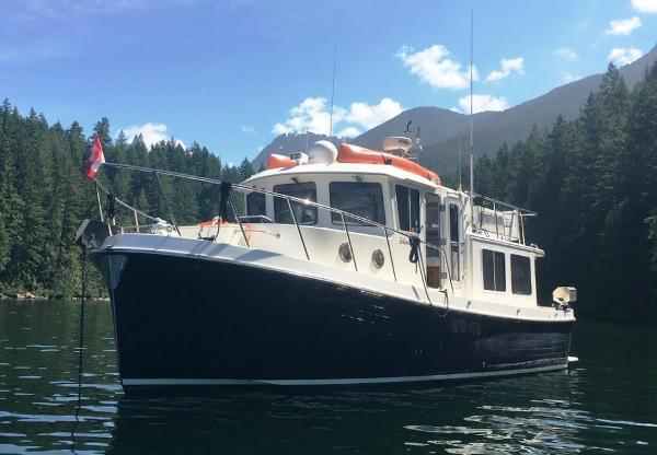 American Tug 34 Island Time
