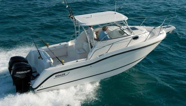 Boston Whaler 255 Conquest BOSTON WHALER 255 CONQUEST (2)