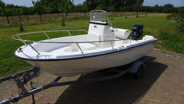 Boston Whaler 190 Nantucket Boston Whaler 190 Nantucket