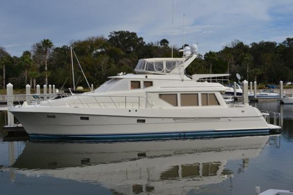 Mckinna Raised Pilothouse Profile