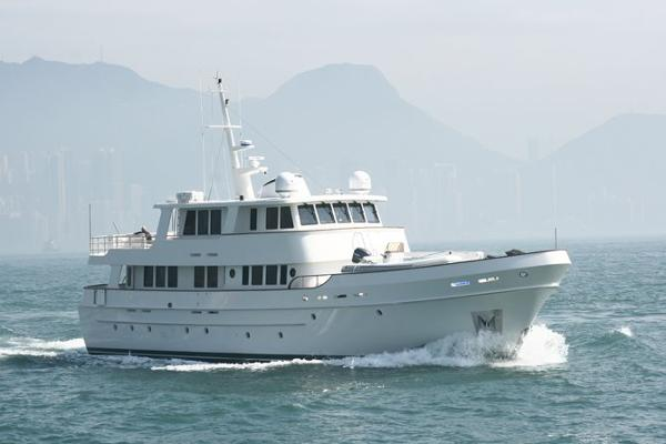 Cheoy Lee Shipyards Serenity 90