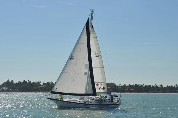 Cabo Rico 42 Pilothouse H2O Sailing 1