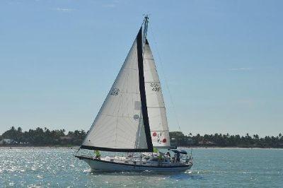 Cabo Rico 42 Pilothouse H2O Sailing 1