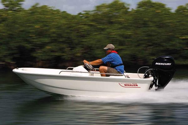 Boston Whaler 110 Sport Manufacturer Provided Image