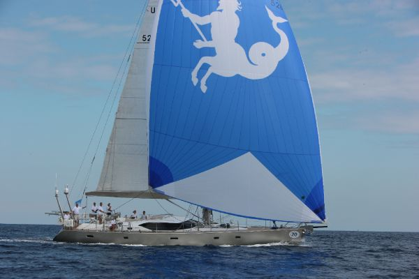 Oyster 655 Profile @ Oyster Cup
