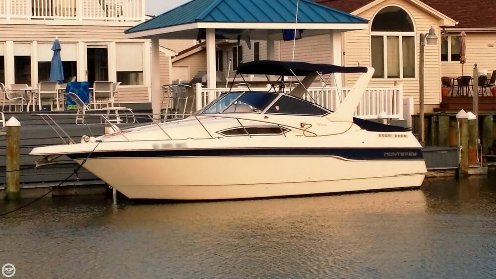Monterey 270 Cr 1996 Monterey 276 Cruiser for sale in Brigantine City, NJ