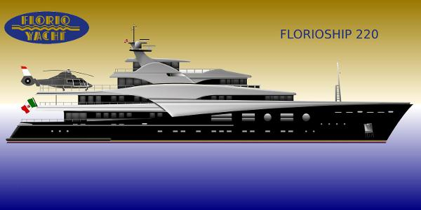 Custom Florioship 220