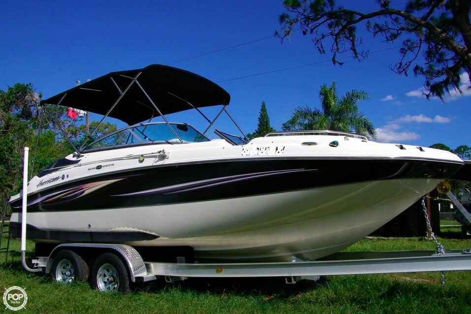 Hurricane 2200 SD 2009 Hurricane SunDeck 2200 SD for sale in Sebring, FL