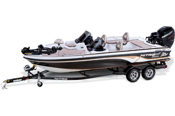 Nitro ZV 21 w/ 250 XL OptiMax Pro XS and Trailer