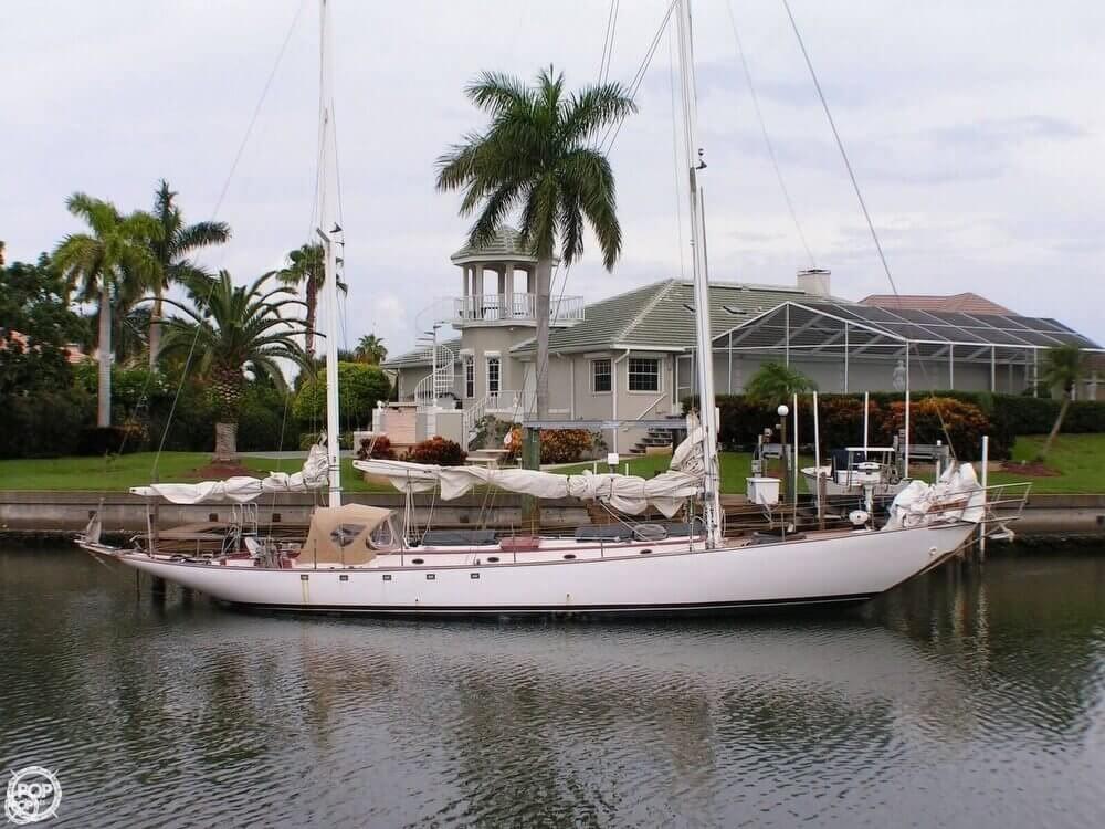 Abeking & Rasmussen Concordia 61 1924 Abeking & Rasmussen Concordia 61 for sale in Fort Lauderdale, FL