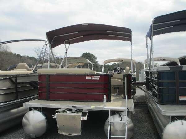 Crest Pontoon Boats Crest I 200