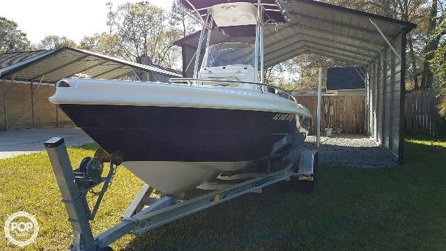 Glasstream 221 CC 2016 Glasstream 221-CC for sale in Mobile, AL