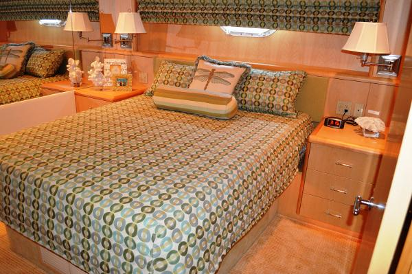 Queen Guest Stateroom - Stbd.