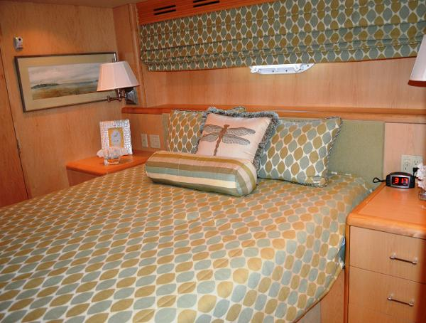 Queen Guest Stateroom - Port