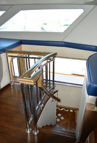 Pilothouse Stairs
