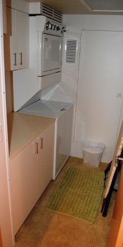 Laundry Room - Lower Accommodations