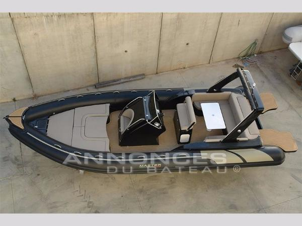 Master 830 canape boats for sale for Canape for sale