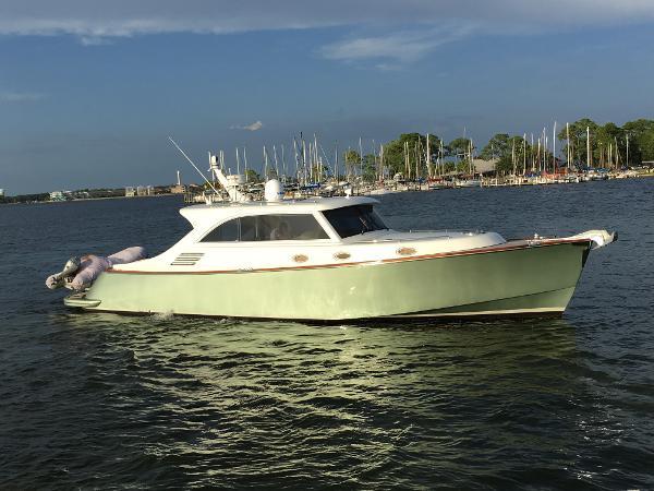 Soluna Eastbay Lobster Yacht