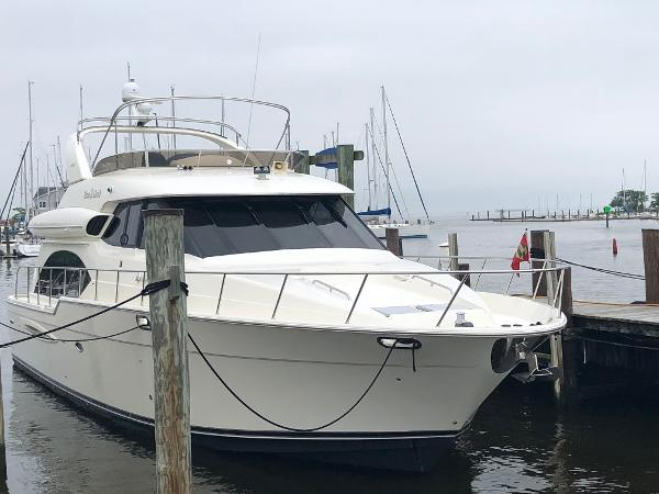 Meridian 580 Pilothouse Meridian 580 Pilothouse
