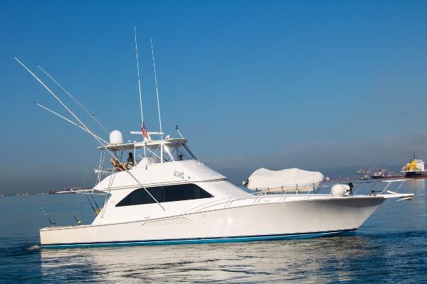 Viking 55 Convertible Main Profile Starboard