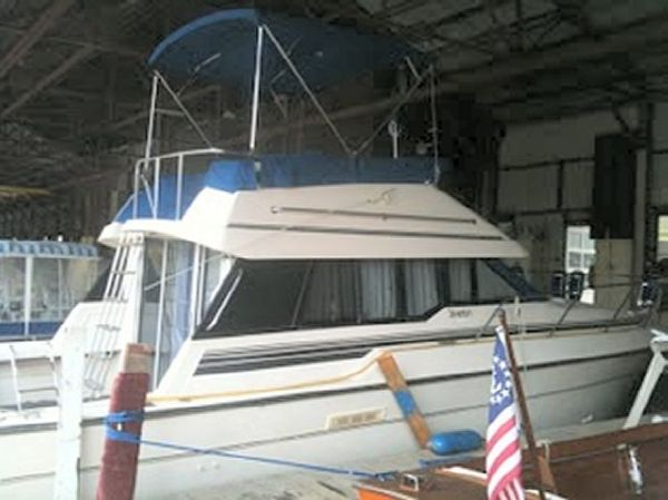 "1989 34'6"" Silverton Cruiser /w Flybridge"