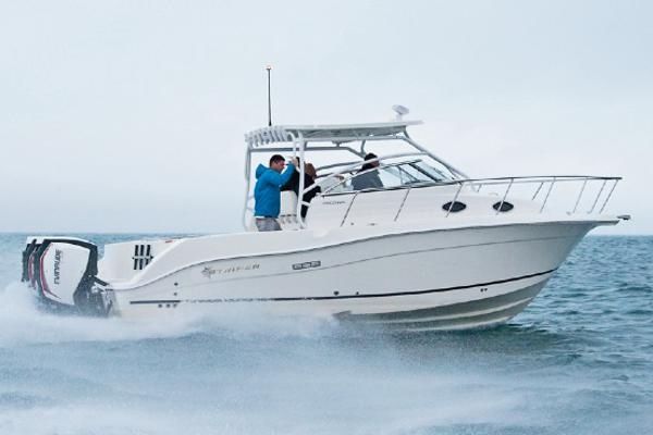 Striper 290 Walkaround Manufacturer Provided Image