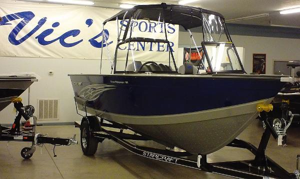 Starcraft Boats Super Fisherman 186