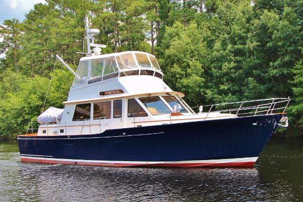 "Alden ""50"" Fast Trawler PROTEUS"