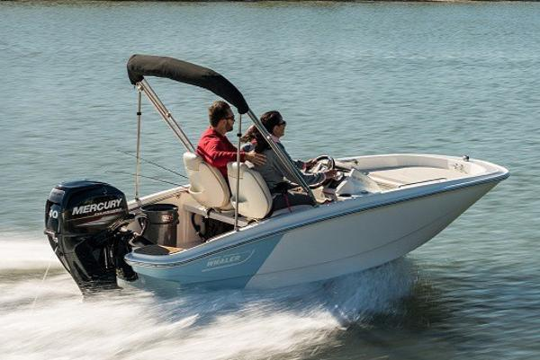 Boston Whaler 130 Super Sport Manufacturer Provided Image