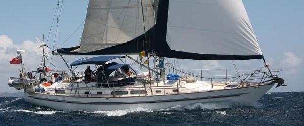 Tayana Blue water cruiser