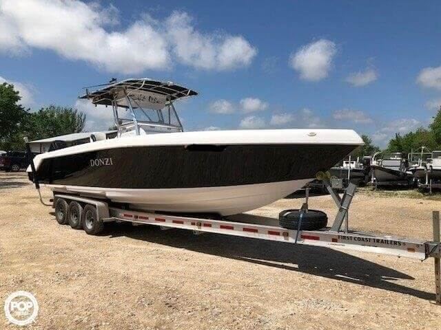 Donzi 32 ZF 2000 Donzi 32 ZF for sale in Rockdale, TX