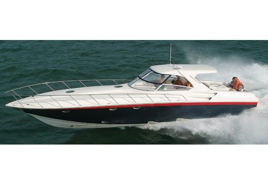 Fountain 48 Express Cruiser Manufacturer Provided Image