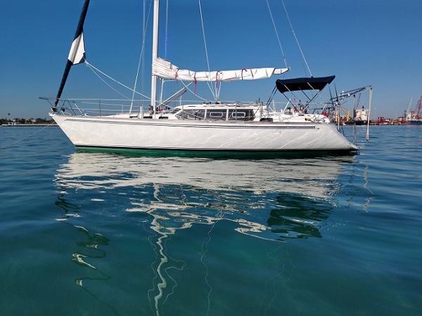 "Sabre ""40"" RS 40' Sabre port profile"