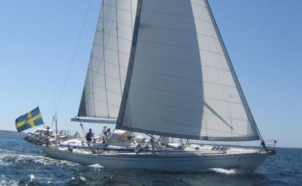 Nautor Swan Swan 61-006 lifting keel INVISIBLE