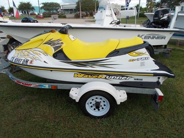 Yamaha Boats 760 GP