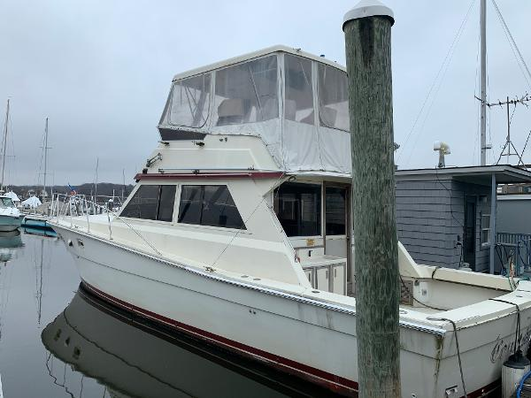 Viking Boats 46' Sportfish/Convertible