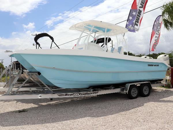 Twin Vee 260 SE OceanCat